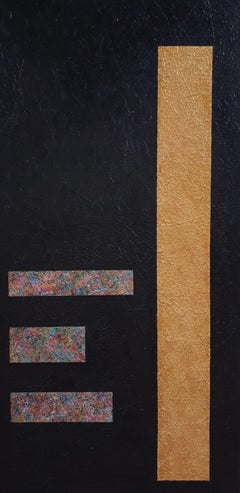 Frammenti n°6, Painting, Acrylic on Canvas