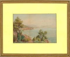George Q.P. Talbot (1853-1888) - Late 19th Century Watercolour, Continental
