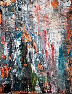 Igneous, Painting, Acrylic on MDF Panel