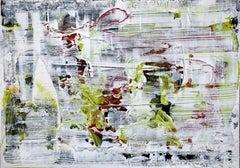 Melange, Painting, Acrylic on MDF Panel