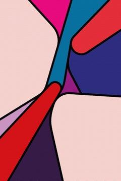 nina H (-onymous series), Painting, Acrylic on Canvas