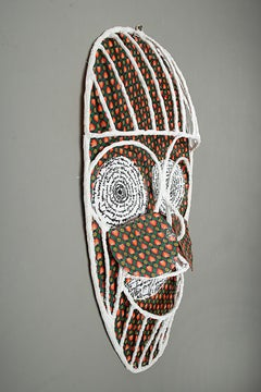 The mask of talking eyes 2, Elisia Nghidishange