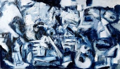 Composition no. 45, Painting, Oil on Canvas