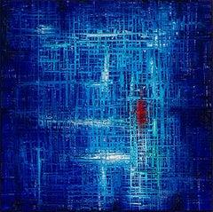 Heartland, Mixed Media on Canvas