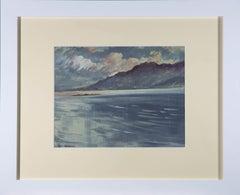 Patric Stevenson PPRUA (1909-1983) - 20th Century Watercolour, Seascape