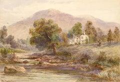 William L. Appleton - Signed Mid 19th Century Watercolour, Rydal Park