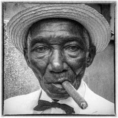 El Dandy - James Sparshatt - Portrait photograph of an icon of Old Havana