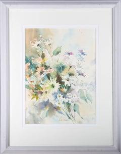 Judi Whitton - Contemporary Watercolour, Effervescence