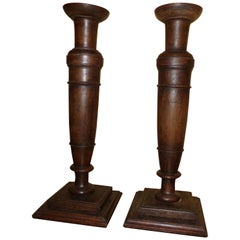 Candlesticks / Torchiers in the Louis XVI Style, circa 1890