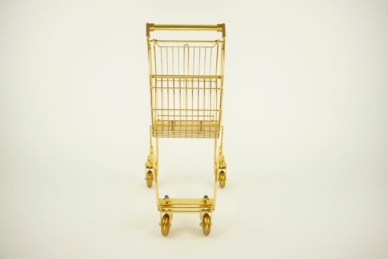 American '22K GOLD CART for KIDS' by Christopher Kreiling  For Sale