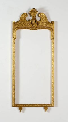 22K Gold Queen Anne Style Frames