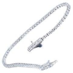 2.36 Carat Diamond Tennis Bracelet