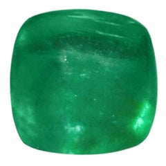 23.65 Carat Natural Loose Emerald Gemstone AAA