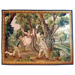 237 - 19th Century Tapestry Aubusson