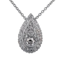 2.40 Carat Diamond Necklace
