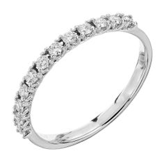 .25 Carat Diamond Platinum Wedding Band Ring