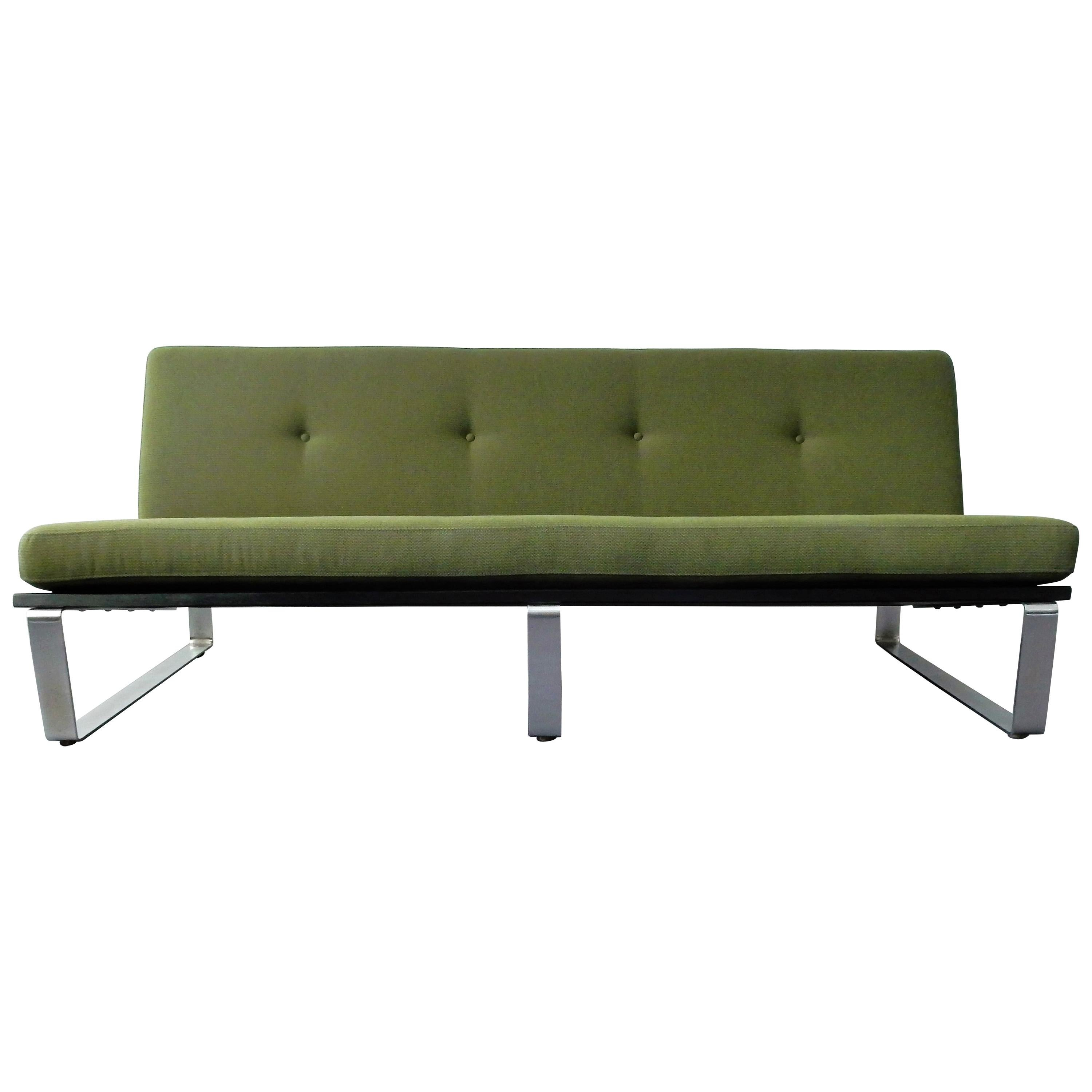 2,5-Seat Sofa by Kho Liang Ie for Artifort, 1962, with New De Ploeg Fabric