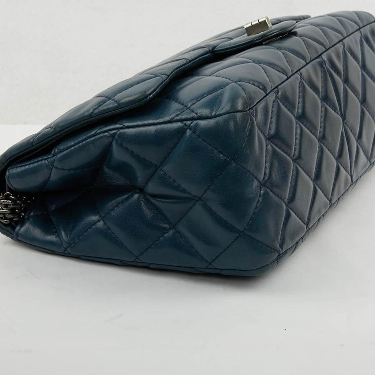 Women's 2.55 Maxi CHANEL Bag  For Sale