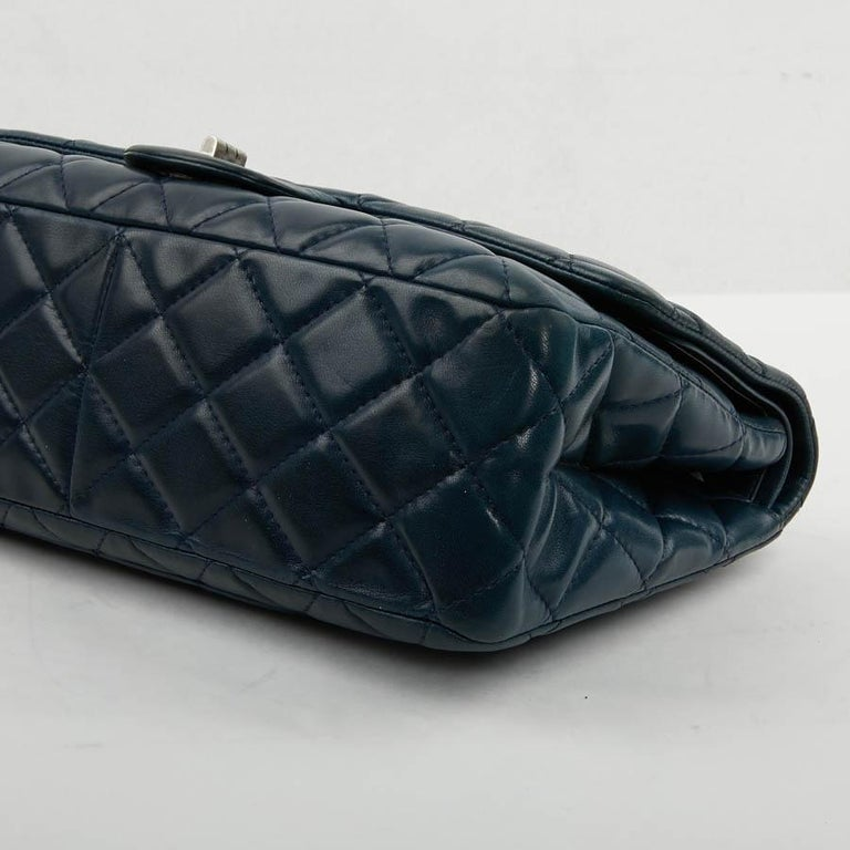 2.55 Maxi CHANEL Bag  For Sale 1