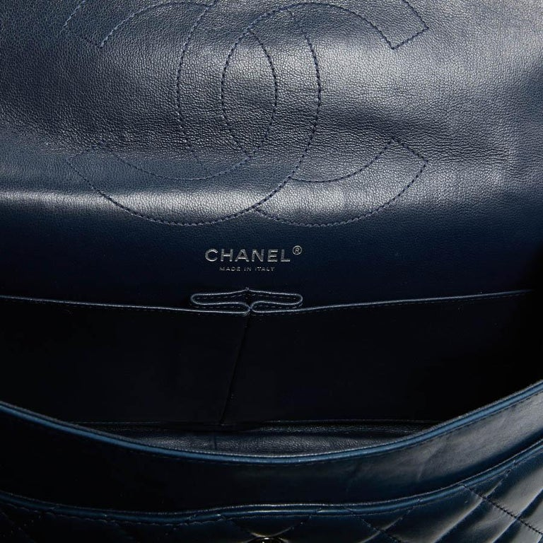 2.55 Maxi CHANEL Bag  For Sale 4