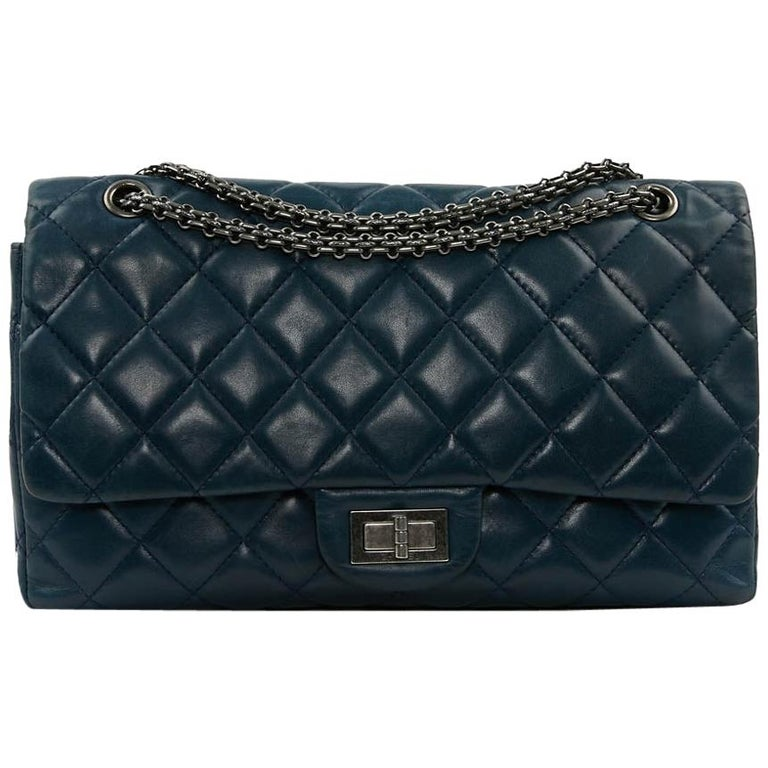 2.55 Maxi CHANEL Bag  For Sale