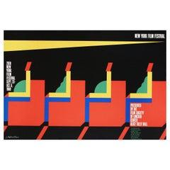 26th New York Film Festival 1988 U.S. Poster