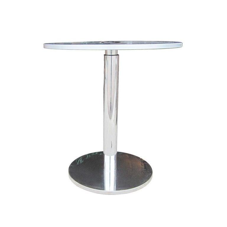Modern 27.5 Ligne Roset Bobine Height Adjustable Table by Michael Köenig For Sale