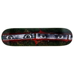 28 MILLIMÈTRES... Skateboard Deck by JR