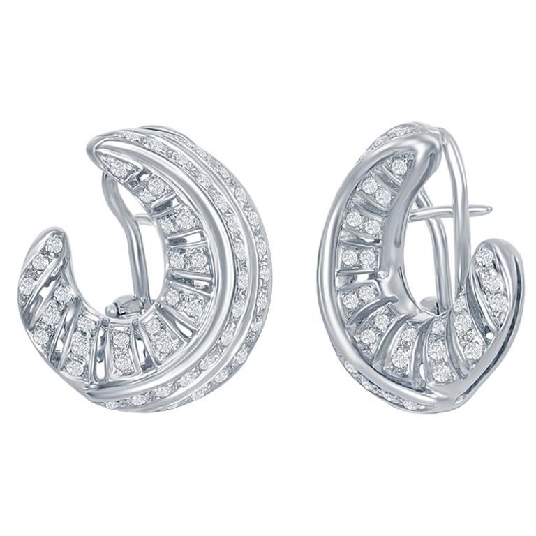 Belfiore Jewelry Clip-on Earrings