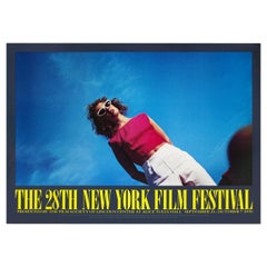 28th New York Film Festival 1990 U.S. Poster