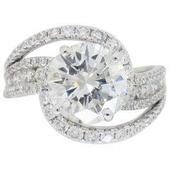 2.92 Carat Diamond Ring