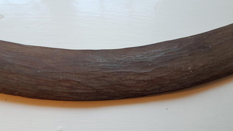 3 19th Century West Australian Boomerangs For Sale 13