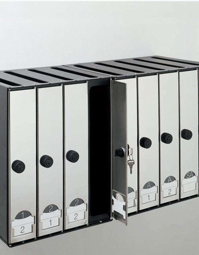 Spanish 3-4-5 Mailbox by Lluís Clotet & Oscar Tusquets Blanca for BD Barcelona For Sale