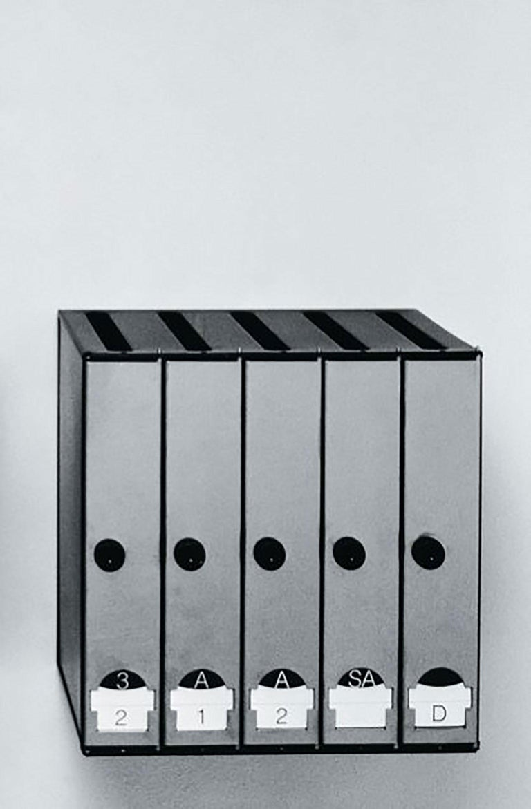 Contemporary 3-4-5 Mailbox by Lluís Clotet & Oscar Tusquets Blanca for BD Barcelona For Sale
