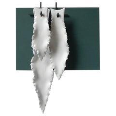 3 Agave Leafs Wall Light by Sander Bottinga