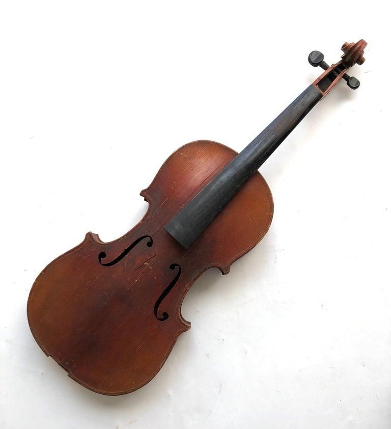 3 Antique Violins For Sale 1