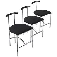 3 Bieffeplast Tokyo Chairs by Rodney Kinsman, 1990