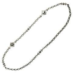 3 Bracelets Necklace Tahiti Pearls by Elie Top