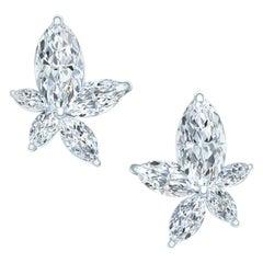 Platinum More Earrings