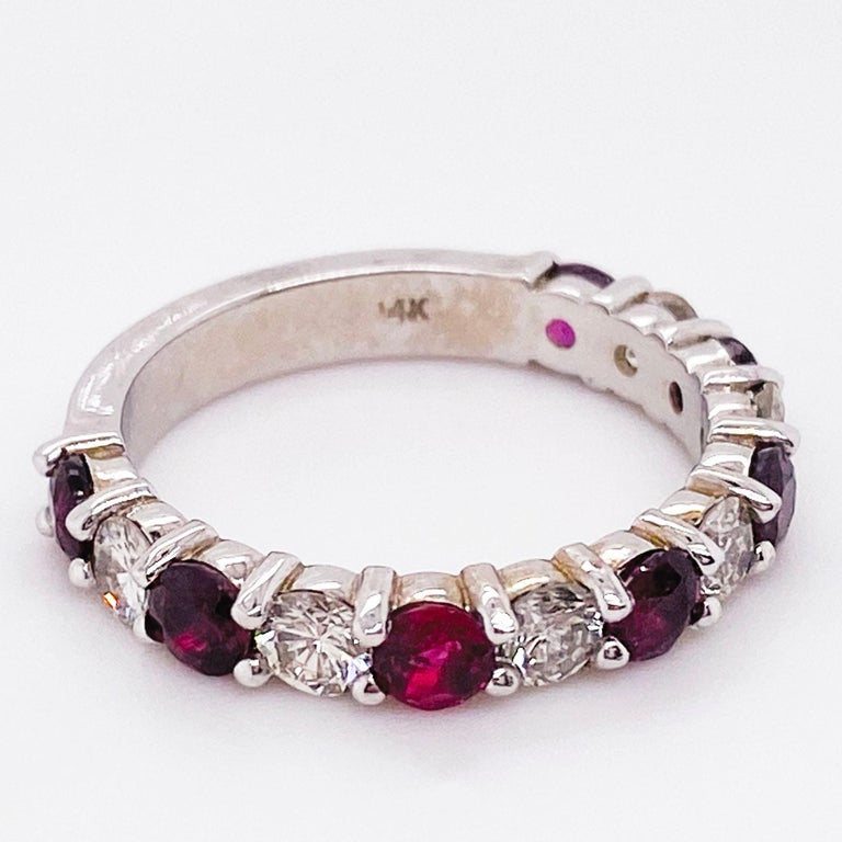 Early cultures valued rubies for their similarity to the redness of blood that flowed through their veins, and believed rubies held the power of life. Ruby retained its importance with the birth of the western world and became one of the