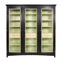 3-Door Display Cabinet