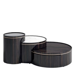 3 in 1 Coffee Table in Ebony