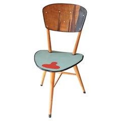 "3-Legg Chair ""Peak of a Century"" by Markus Friedrich Staab"