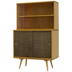 3 Piece Petite Modular Upright or Cabinet by Paul McCobb
