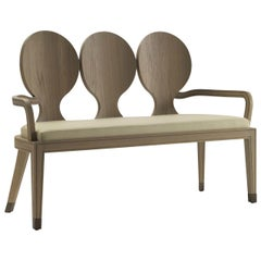 3 Scots Watch Bench by Fratelli Boffi