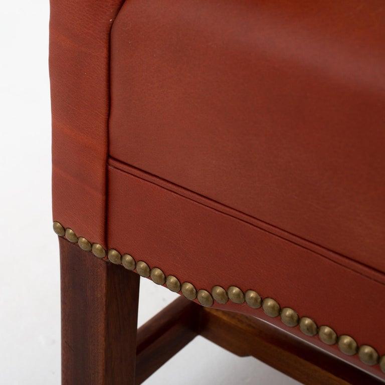 3-Seat by Kaare Klint In Good Condition For Sale In Copenhagen, DK