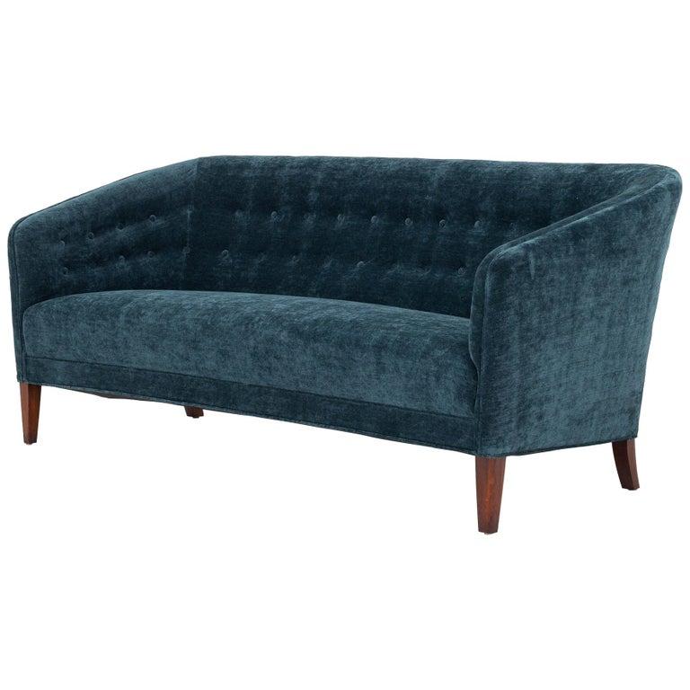 3-Seat Sofa by Ludvig Pontoppidan