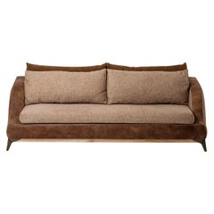 3-Seat Sofa Tribeca Collection by MarCo and Giulio Mantellassi