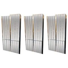 3 Tall Incredible Mirror Ello Cabinets
