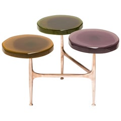 3 Tops Agatha Coffee Table by Draga & Aurel